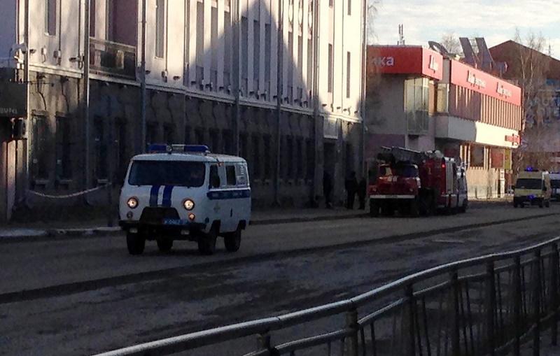 взрыв Архангельск ФСБ