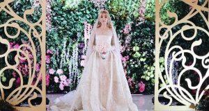Айна Джабраилова сыграла свадьбу
