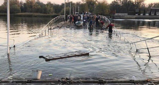 ЧП Зеленый остров Ростов мост