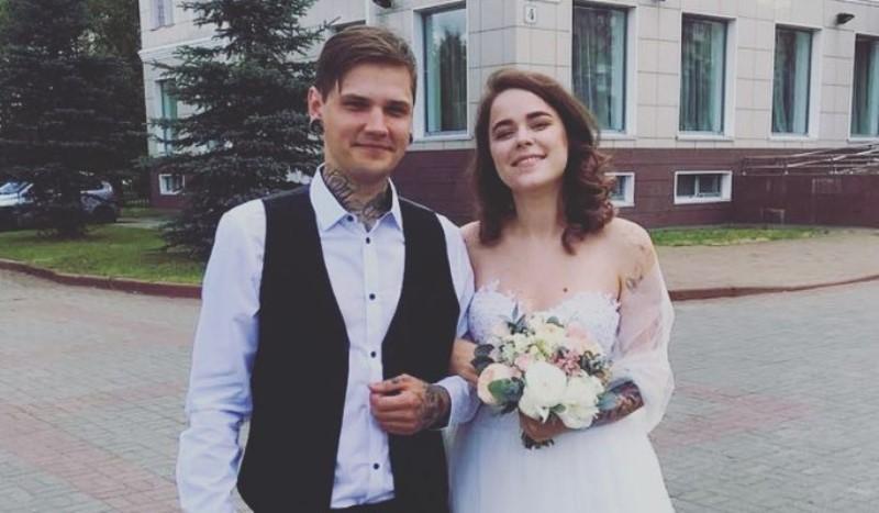 Дмитрий Онышкевич и Александра Помелова