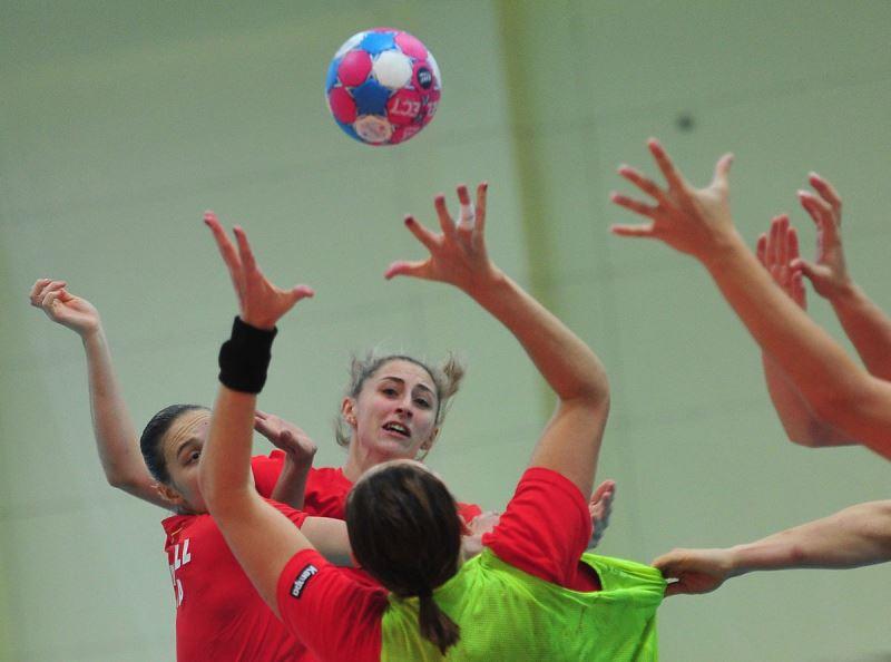 Франция Россия гандбол женщины