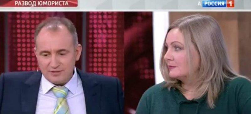 Ирина Ещенко жена юмориста об изменах