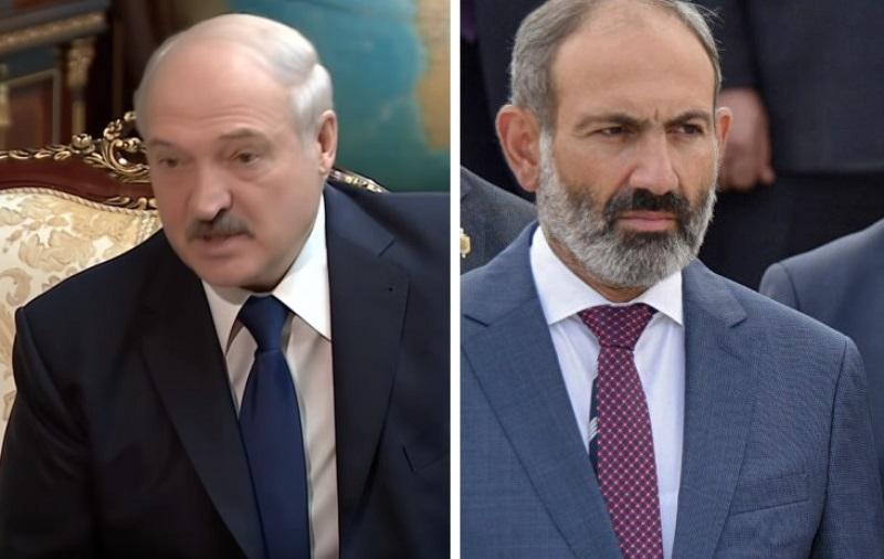 Лукашенко vs Пашинян