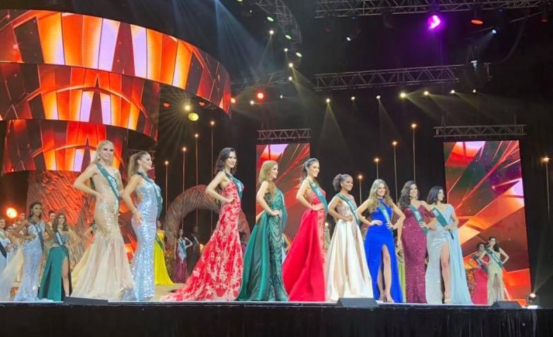 Мисс Земля 2018 Вьетнам участницы Фыонг Кхань Нгуен