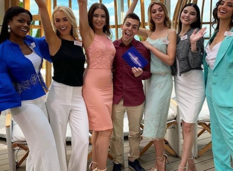 Мисс мира 2018 голосование участницы