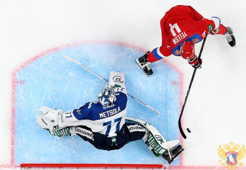 Россия Финляндия 3-0 Кубок Карьяла