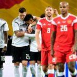 Россия Германия 0-3