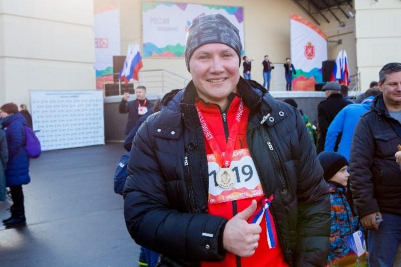 Сергей Суббочев Тула бег