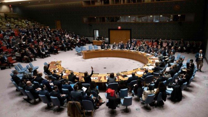 Совбез ООН об Азовском море