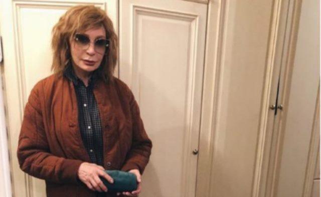 Татьяна Васильева травма в метро