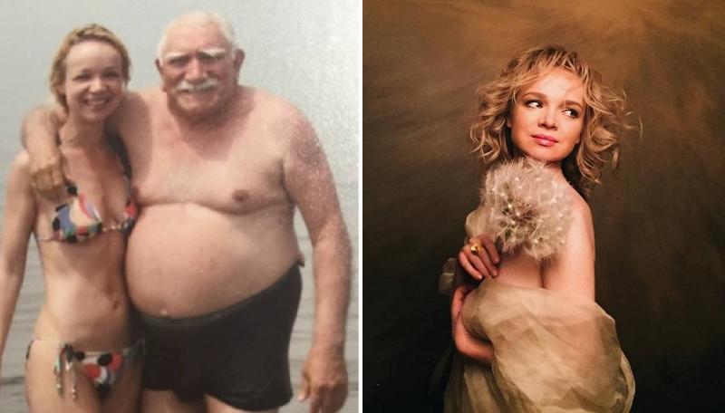 Виталина Цымбалюк-Романовская интимные фото