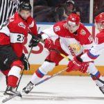 хоккей молодежка в Канаде