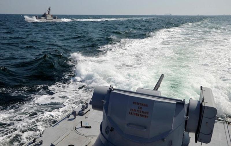 конфликт в Азовском море с Украиной