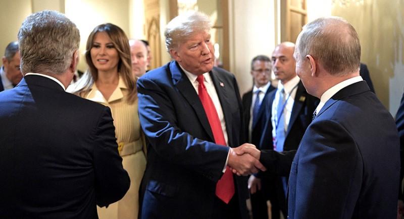 отмена встречи Путина и Трампа причина