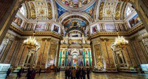 Санкт-Петербург — Самый добрый город России 2018