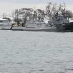 ситуация с кораблями Украины