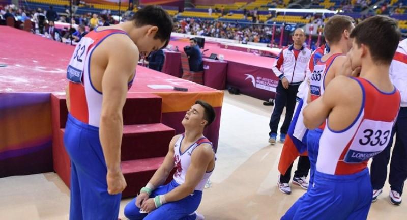 спортивная гимнастика чемпионат мира 2018 результаты