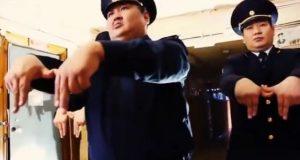 Танцующие полицейские из Якутии покорили Сеть