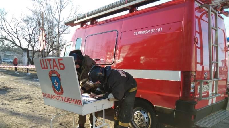 взрыв газа в Приамурский ЕАО