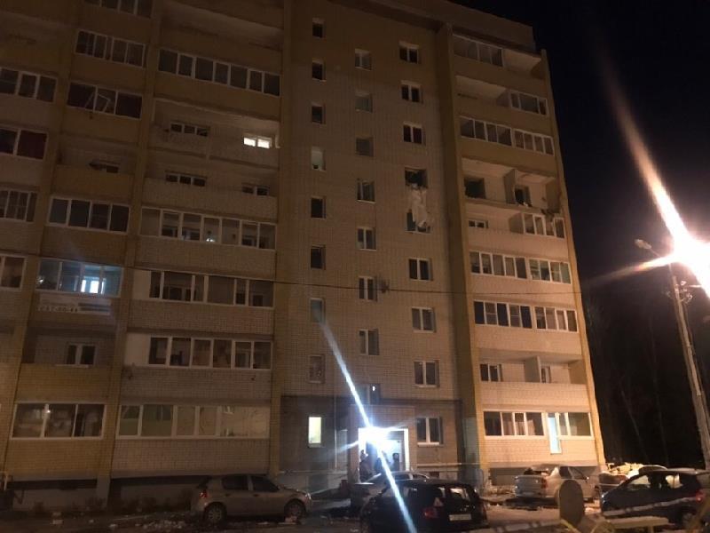 взрыв газа в Пригорском Смоленск