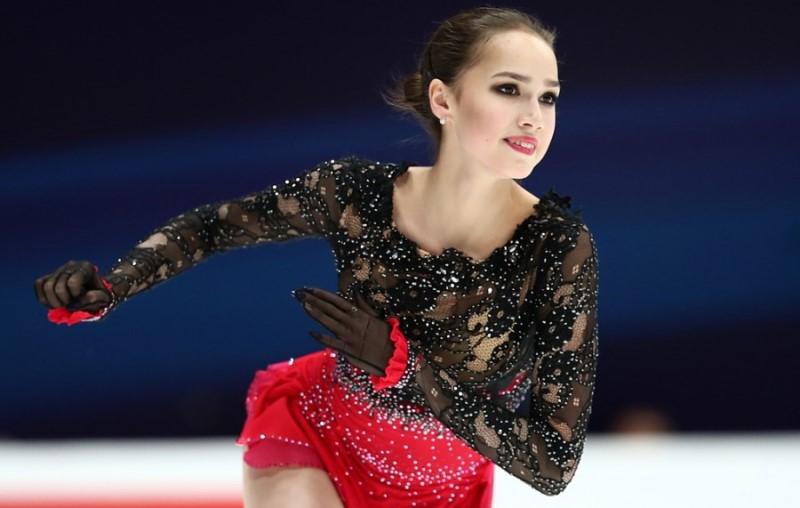 Алина Загитова гран-при 2018 финал Ванкувер