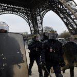 Чрезвычайное положение во Франции