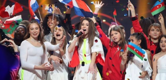 Детское Евровидение-2019