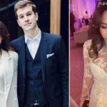 Диана Манасир и Ростик Багиров свадьба