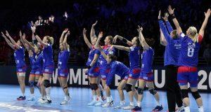 Гандбол — Чемпионат Европы-2018, женщины — полуфинал