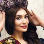 Халимат Айбазова Мисс мировая красавица 2018
