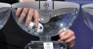Когда пройдет жеребьевка плей-офф Лиги чемпионов