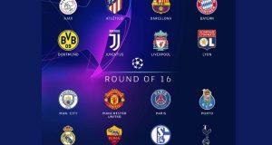 Лига Европы — жеребьевка плей-офф 1/16 финала