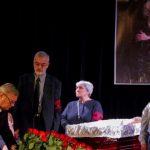 Людмила Алексеева похороны