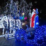 Новый год в Альметьевске