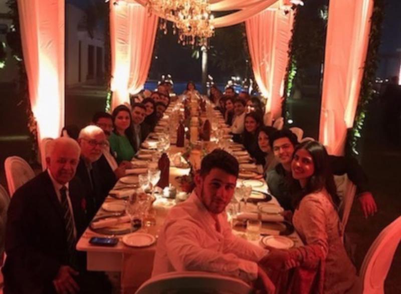 Приянка Чопра и Ник Джонас свадьба