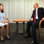 Регина Парпиева из Нижнего Новгорода интервью с Путиным