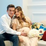 Регина Тодоренко рождение сына