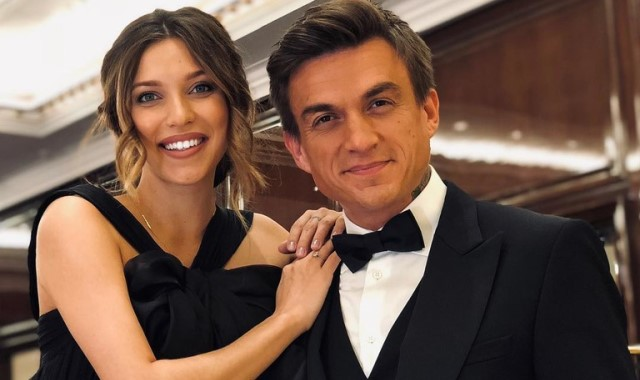 Влад Топалов и Регина Тодоренко клип с ребенком