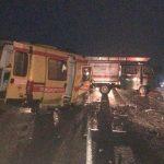 авария в Краснодарском крае со скорой помощью