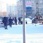 авария в Междуреченске