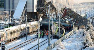 Крушение поезда в Анкаре