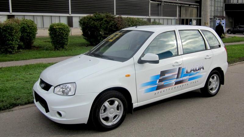мода на электромобили в России