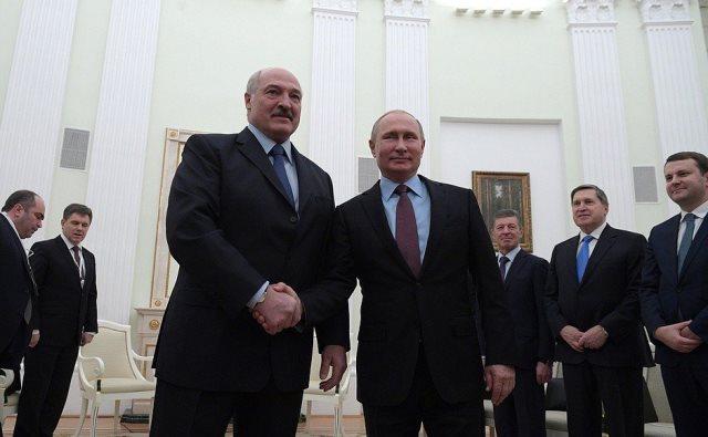 недовольство Лукашенко по отношению к России