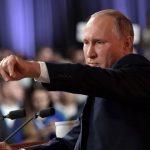 пресс-конференция Путина в декабре 2018