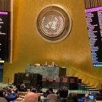 резолюция ООН о милитаризации Крыма