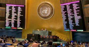 Резолюция ООН по милитаризации Крыма: стало известно, кто голосовал за и против