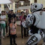 робот на форуме в Ярославле