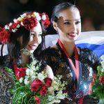 выступление российских фигуристов на финале Гран-при