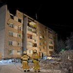 взрыв газа в Вологде