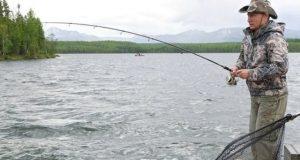 Закон о любительской рыбалке принят в России